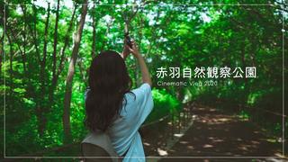 「赤羽自然観察公園」都内で自然に癒される公園散歩