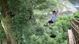 森!山!川!大自然‼︎‼︎ 気分爽快‼︎‼︎‼︎‼︎「Forest Adventure祖谷」