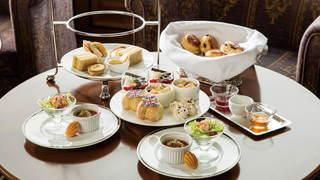 帝国ホテル 東京でアガサ・クリスティーの作品に着想したアフタヌーンティーを期間限定で開催!