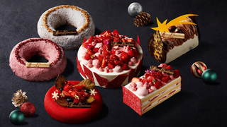 シャングリ・ラ ホテル 東京から、2020年のクリスマスケーキが登場!
