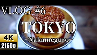 【Cinematic 4K】TOKYO VLOG #6【Nakameguro】【中目黒】【ZV-1】【STARBUCKS RESERVE® ROASTERY TOKYO】