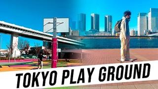 新豊洲の新しいアクティビティスポット! Tokyo Sports Play Ground