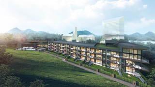 岩手県安比高原「ANAインターコンチネンタルリゾート」」など3つのホテルが並ぶ大型ホテルリゾート誕生!