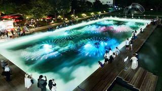東京ミッドタウンにてアートに焦点を当てた夏の期間限定イベント「ミッドタウン アート パレット」開催!