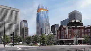 三菱地所が進める「東京駅前常盤橋プロジェクト」の新たな街「トウキョウトーチ」!