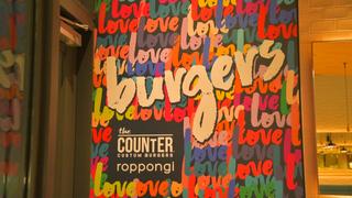 その組み合わせは100万通り♡ 初上陸「THE COUNTER」のカスタムハンバーガーを堪能