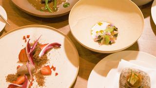 讓人不由自主地拿起相機♡ 享受「CLASKA」法式輕食套餐的春季味覺饗宴