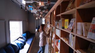 終於在京都登場!可在閱讀中進入夢鄉的 「BOOK AND BED TOKYO-KYOTO」