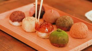 和菓子界の革命児! 「森のおはぎ」の全種類食べたいフォトジェニックおはぎ