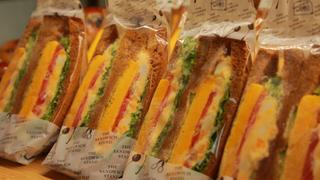 サンドイッチ専門店「THE SANDWICH STAND」で絶品サンドをいただきます