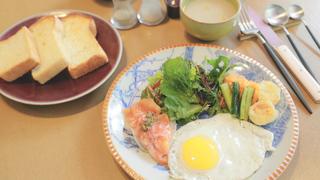 パン派もご飯派も満足できる朝食がおすすめ!テイクアウトも充実な「15℃」