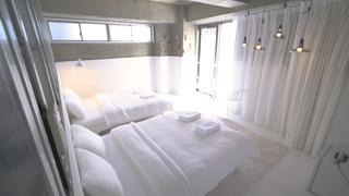 1日2部屋限定!泊まれる新感覚ギャラリー「ニブンノ」で芸術を独り占め