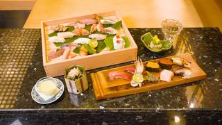 一見さんも安心!ホテルメトロポリタンエドモント「鮨 海彦」で味わうお手軽カウンター寿司