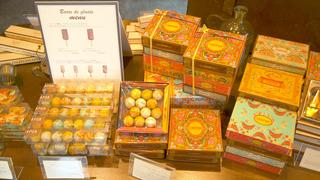 チョコレート店激戦区の味! 日本1号店「シャポン」でカラフルチョコレートを♪