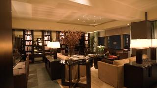 造訪日本頂級飯店「東京柏悅酒店」的奢華套房