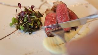こだわり熟成肉と魚介の融合。新感覚フレンチレストラン「KABCO」