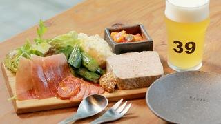 今もっとも美味しい日本の地ビールが飲める、大阪のビアレストラン「GARAGE39」