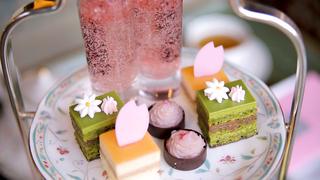 今春のお花見特等席。「ホテル椿山荘 東京」で桜アフタヌーンティー