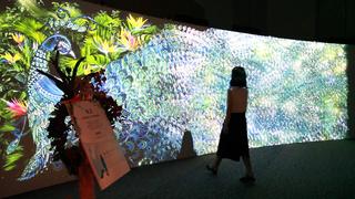 五感を刺激する注目のイベント『FLOWERS BY NAKED 魅惑の楽園』
