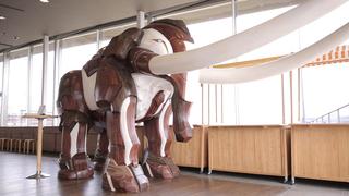 カフェデートの大本命。港風景を一望できる「象の鼻カフェ」