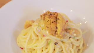 世界チャンピオン監修! 生ウニパスタが絶品の 南イタリア料理「PESCHERIA」
