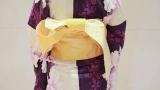 下點功夫營造氣質印象 浴衣腰帶綁法「笹竹流水」