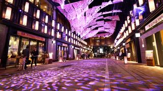 五感で感じるアートなお花見体験「日本橋 桜フェスティバル」