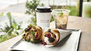 ヨガスタジオ&カフェ併設のアパレル店舗 「BAYFLOW」が吉祥寺にオープン!