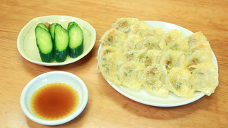 ひとくち餃子の元祖はココ! 大阪「天平」の餃子はいくつでも食べたい逸品