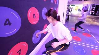 「ティップ.クロス TOKYO 渋谷」で最先端のトレーニング「ライティングシステム」を体験