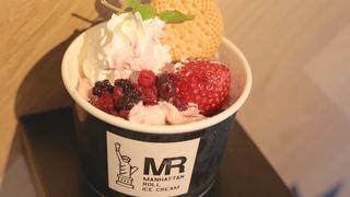 インスタ女子一目惚れ! 話題のロールアイス専門店「マンハッタンロールアイスクリーム」って?
