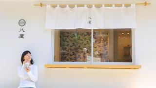 千駄ヶ谷の日本茶スタンドカフェ「八屋」で味わう新感覚ドリンク