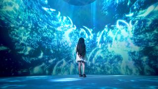 「光の深海」の世界を体験する「AQUARIUM BY NAKED Nagashima Resort」