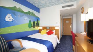 パーク目の前「ホテル京阪 ユニバーサル・シティ」で夢の世界は続く