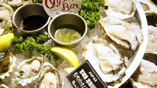 牡蠣好きの天国! 大人のプチ贅沢を叶える「目黒オイスターバー」がオープン