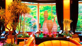 まるでヨーロッパ「ウェスティンホテル東京」で最上級のおもてなしを