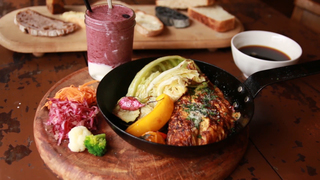 中目黒「ラ・ヴィア・ラ・カンパーニュ」で食べる、フランスの田舎風モーニング