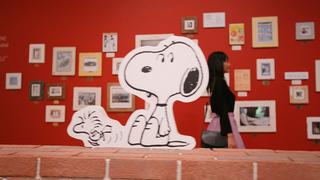 スヌーピーミュージアム最後の展覧会「ともだちは、みんな、ここにいる。」