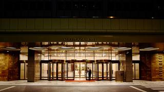 都庁の目の前「京王プラザホテル」で日本の美に触れる