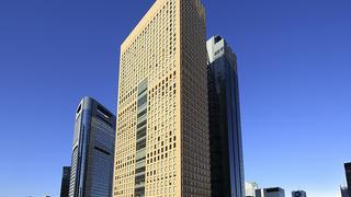 都心で過ごす上質なひととき「ザ ロイヤルパークホテル 東京汐留」