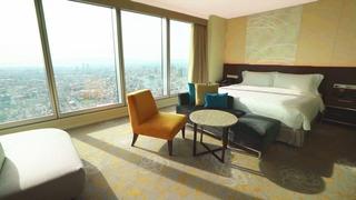 天空ステイ「大阪マリオット都ホテル」至高の眺望とおもてなしを体験