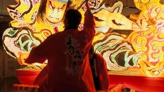 一年中青森のねぶた祭りを楽しめる温泉宿「星野リゾート 青森屋」