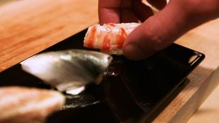 細やかな寿司の芸術に惹き込まれる!西五反田「なかのや」