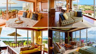 宿泊棟は全9つ「カヌチャベイホテル&ヴィラズ」のお部屋を大解剖