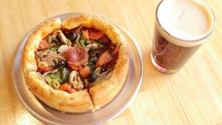 悪魔的な美味しさ! クラフトビール×シカゴピザを「デビルクラフト 五反田」で!