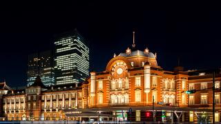 歴史ある重要文化財「東京ステーションホテル」でクラシカルな時を