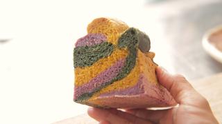 野菜をそのまま味わえる!こだわりベーカリー、千駄木「パリット フワット」のカラフルパン