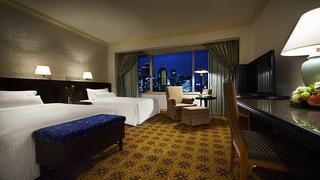 開業25周年「ウェスティンホテル大阪」で煌びやかなくつろぎステイ