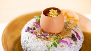 和食を極めた店主がもてなす珠玉のコース料理を堪能。六本木「現代割烹 Terra」