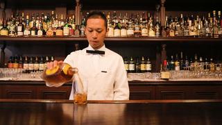 """昼間からほろ酔い。下町の粋なバー「浅草サンボア」でいただく名物""""氷なしハイボール"""""""